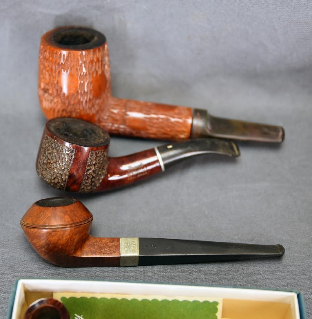 8 Briar, 4 Clay, Corncob and Misc. Pipes - 2