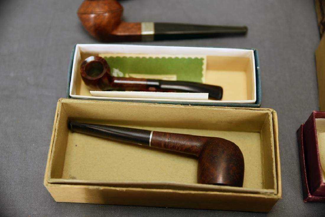 8 Briar, 4 Clay, Corncob and Misc. Pipes - 3