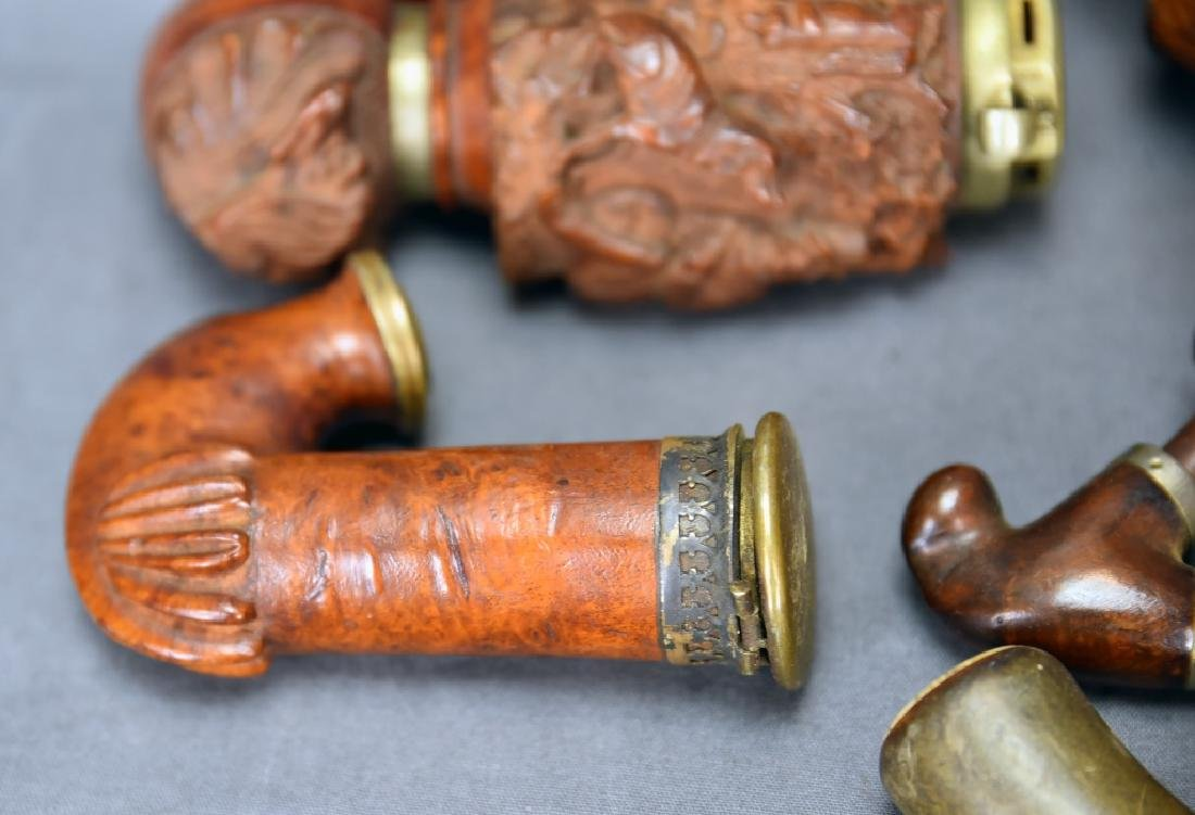 Miscellaneous Ornate Pipes and Parts - 4