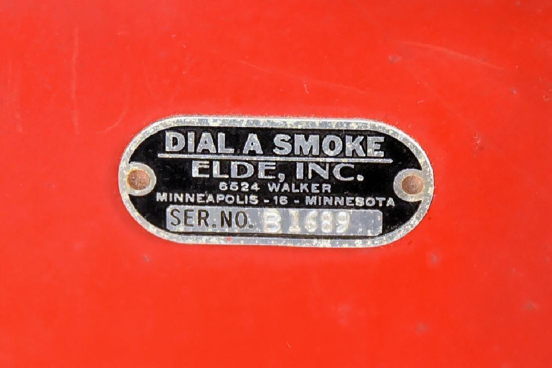 Red Elde Dial A Smoke Cigarette Vending Machine - 6