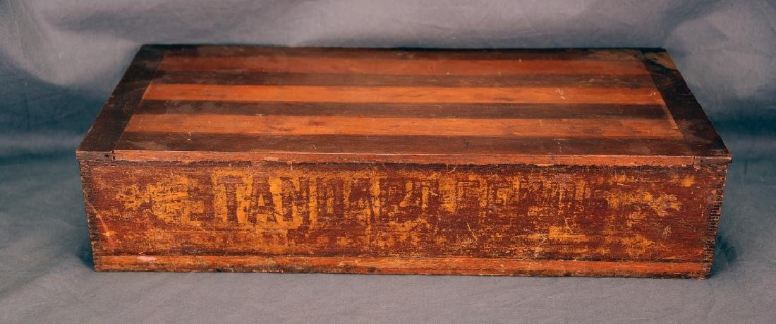 Wooden Standard Seed Store Display Box