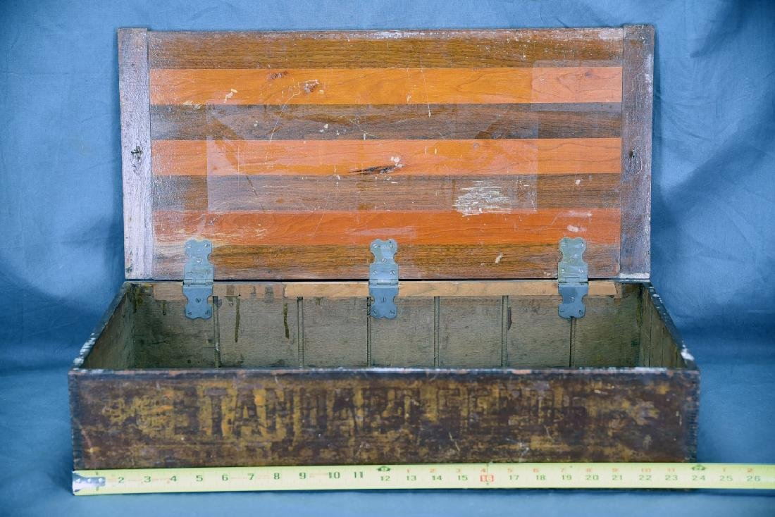 Wooden Standard Seed Store Display Box - 2
