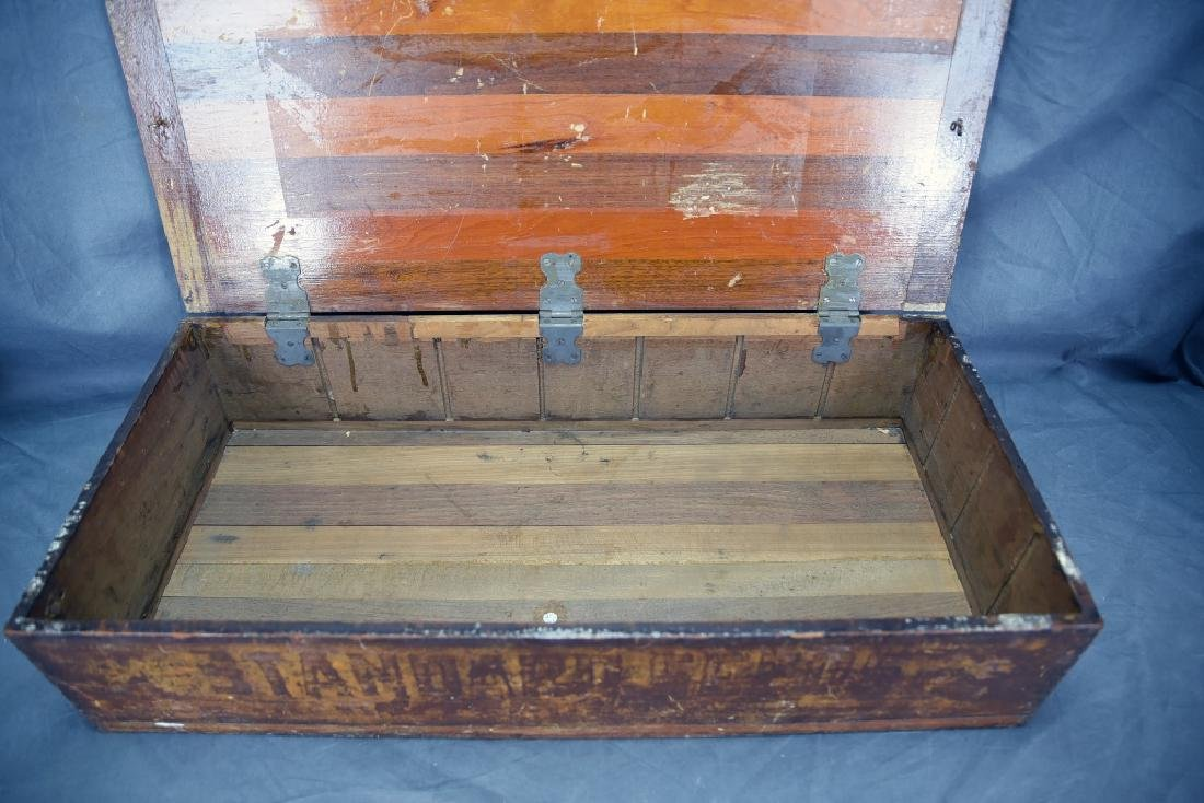 Wooden Standard Seed Store Display Box - 3
