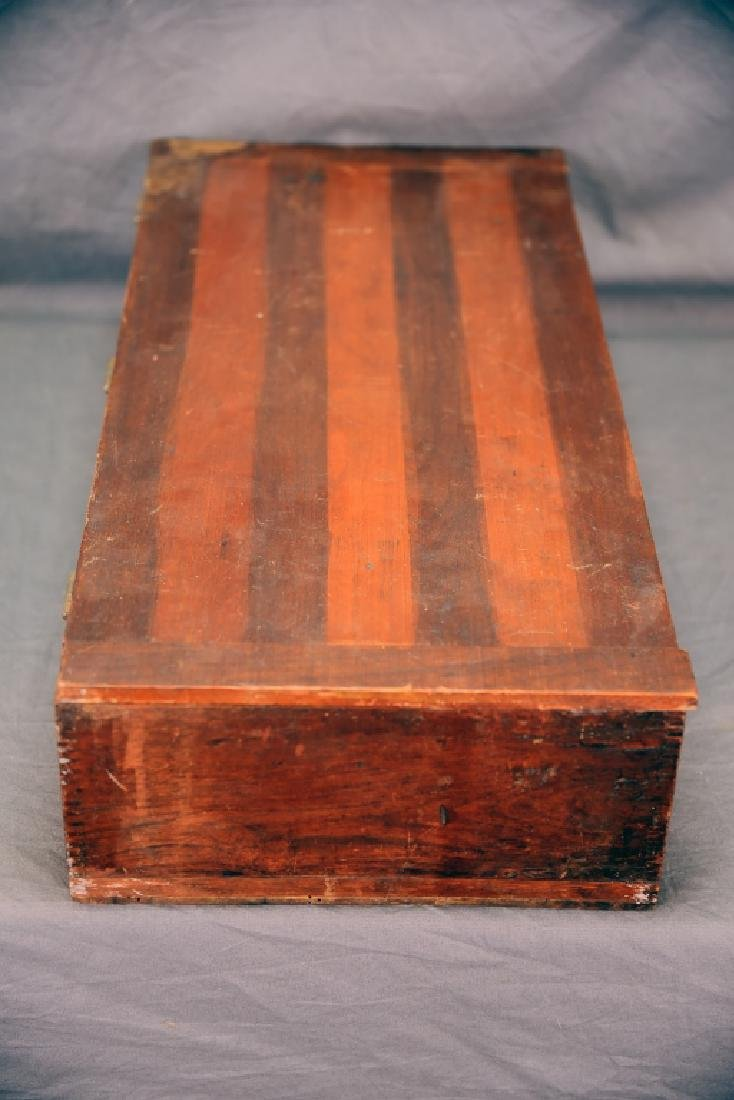 Wooden Standard Seed Store Display Box - 4