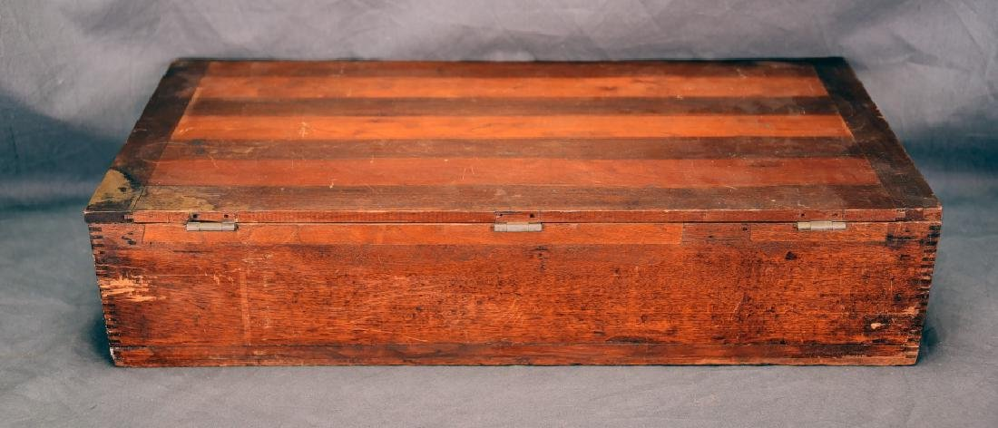 Wooden Standard Seed Store Display Box - 5