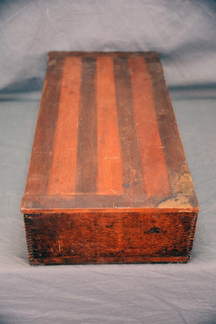 Wooden Standard Seed Store Display Box - 6