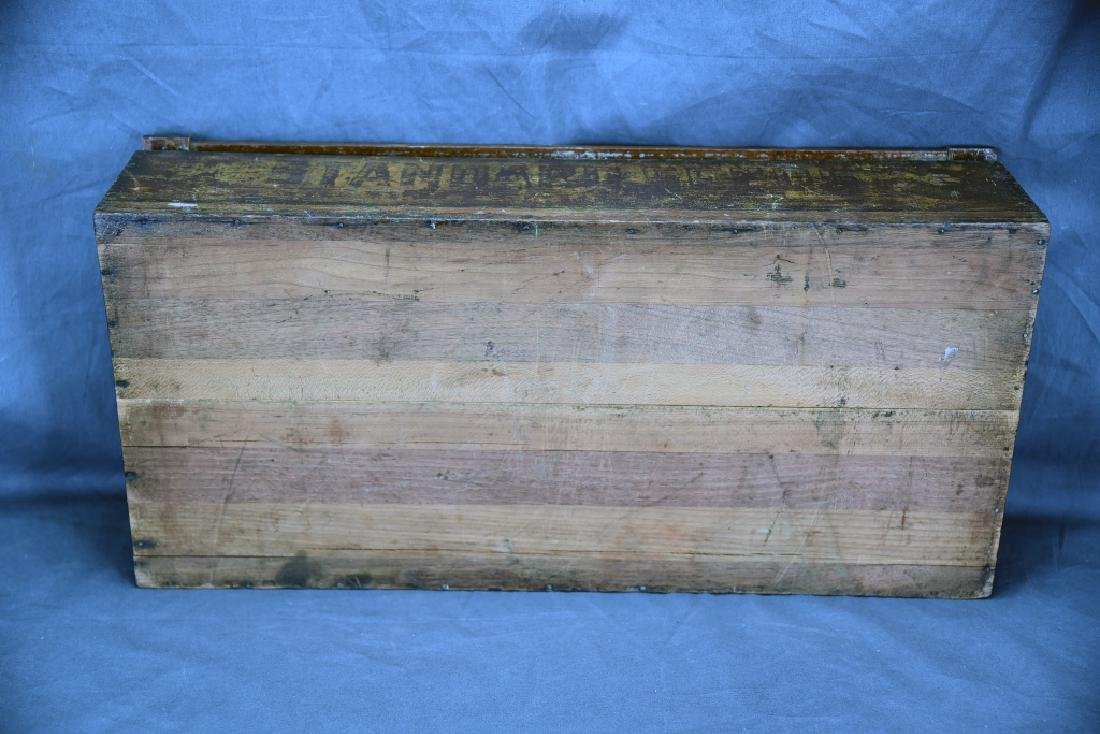 Wooden Standard Seed Store Display Box - 7