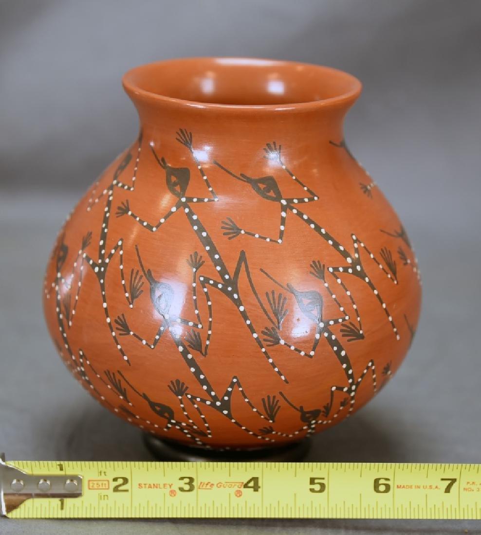 Lucy Mora De Bugarini Native American  Pottery - 2