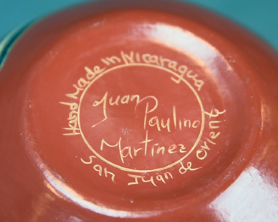 Juan Paulino Martinez Nicaraguan Pot - 4