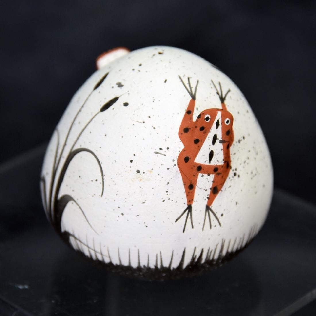3 Native American Pots, Tso, Zuni… - 10