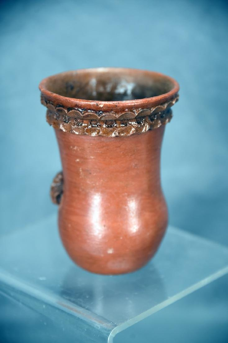 3 Native American Pots, Tso, Zuni… - 4