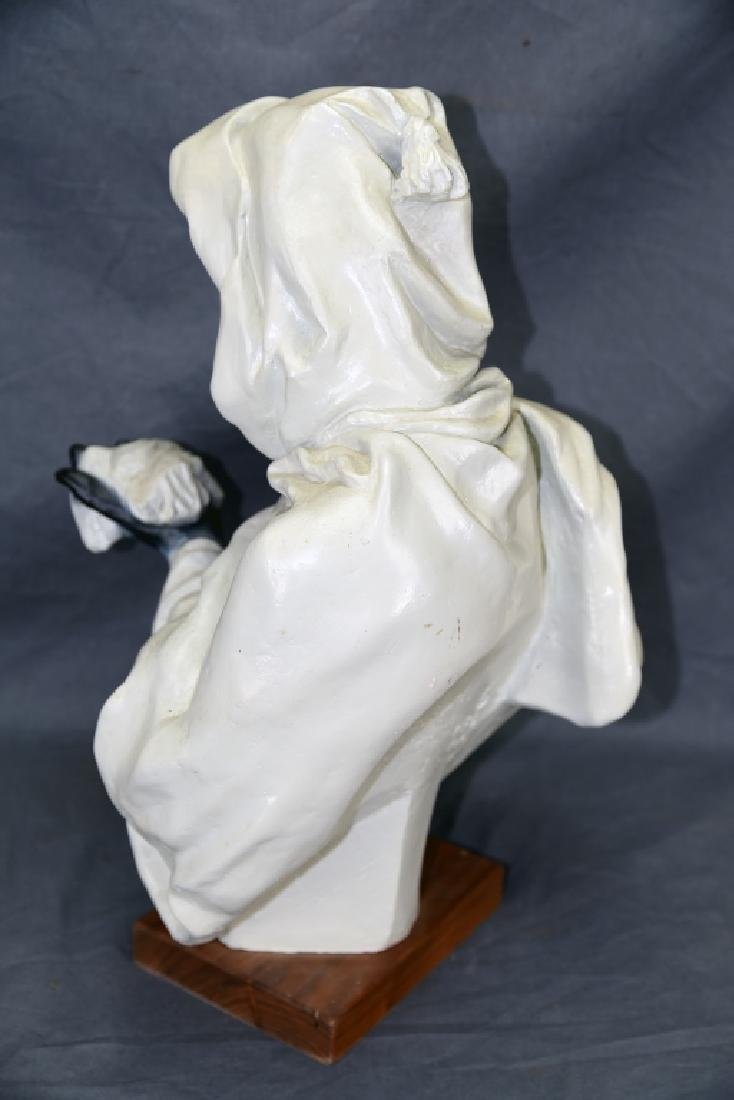 Minnesota Minning Plaster Bust of Othello 1969 - 5