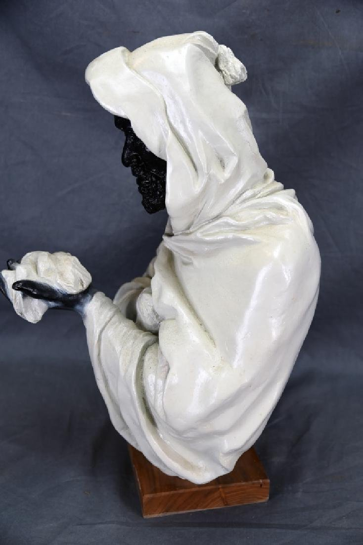 Minnesota Minning Plaster Bust of Othello 1969 - 7