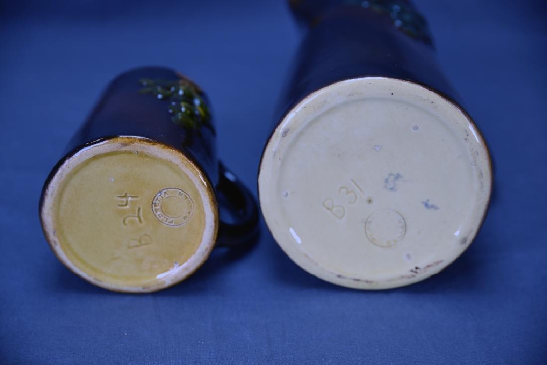 Weller Floretta grape Pitcher and Tankard - 5