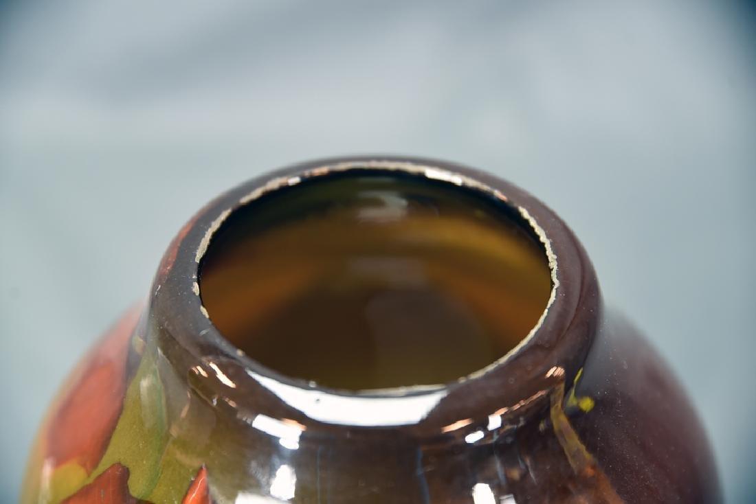 Weller Louwelsa Poppy Vase - 3