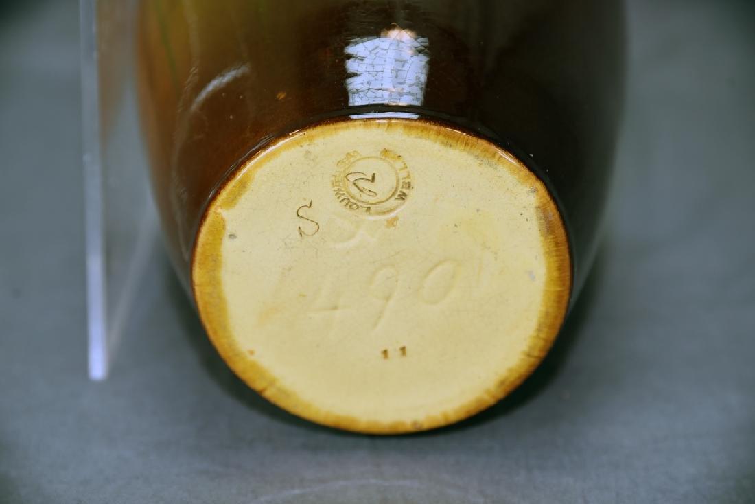 Weller Louwelsa Poppy Vase - 5