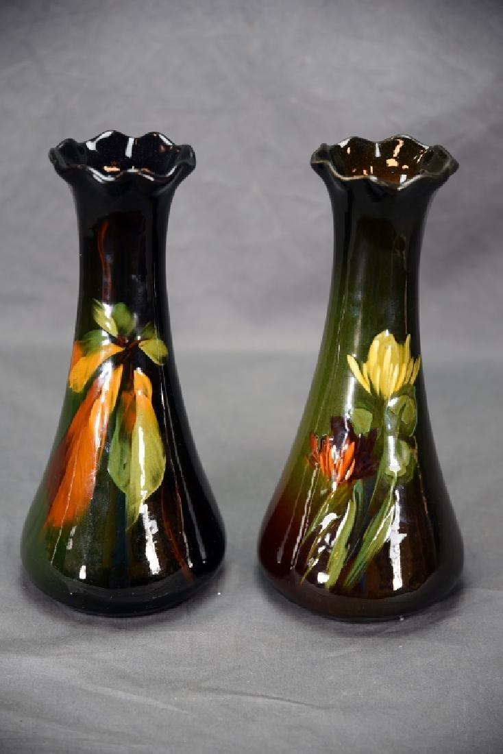 2 McCoy Loy-Nel Vases