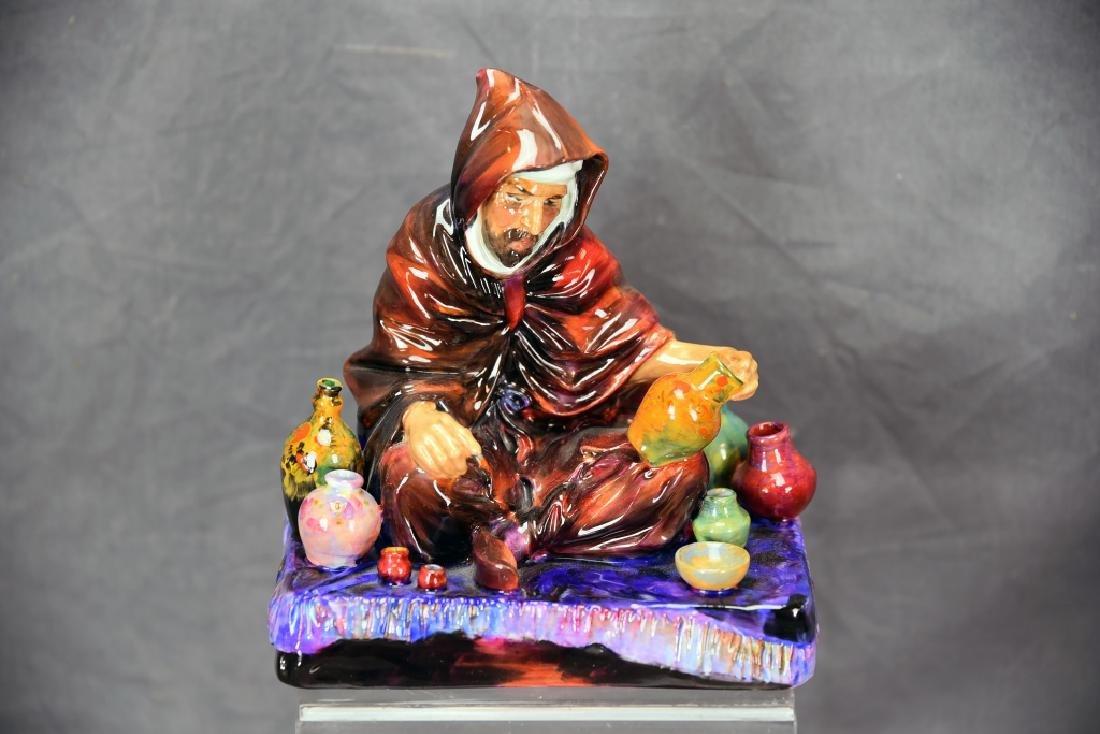 "Royal Doulton ""The Potter"" HN4913 Figurine - 2"