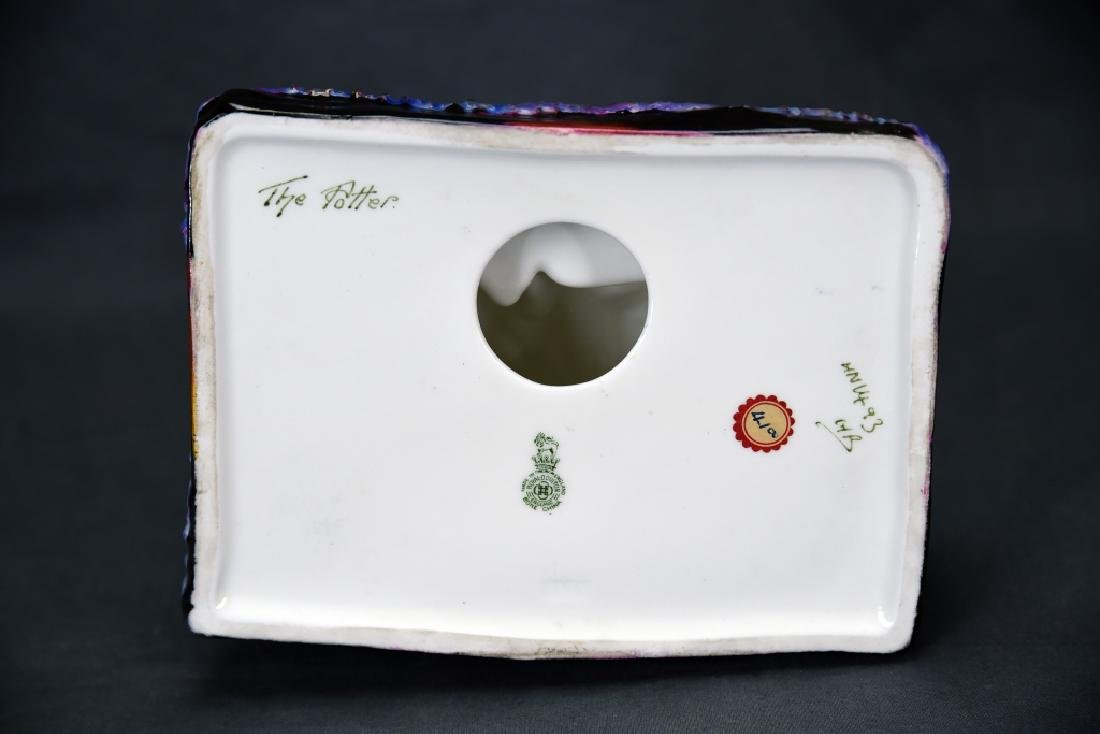 "Royal Doulton ""The Potter"" HN4913 Figurine - 5"