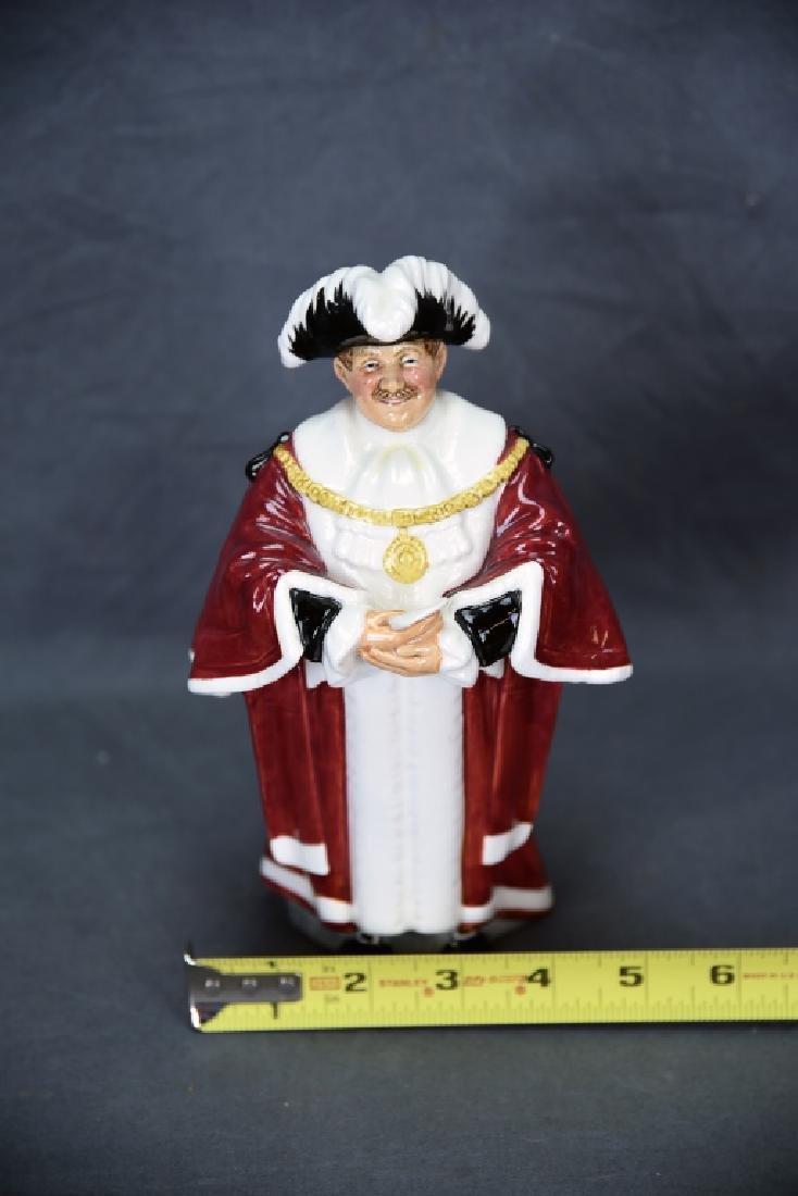 "Royal Doulton ""The Mayor"" HN2280 Figurine - 2"