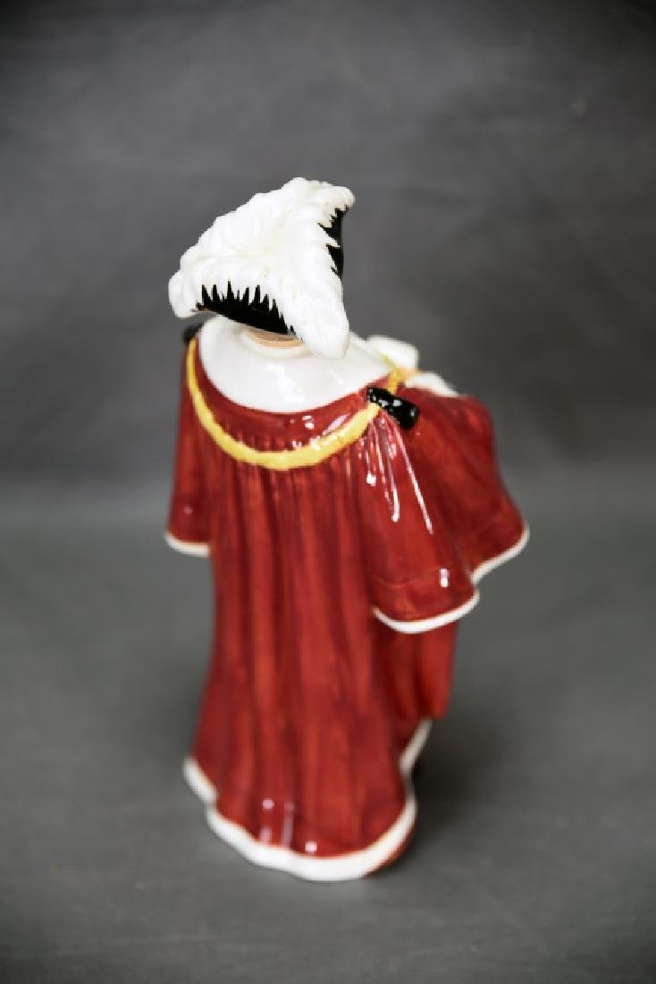 "Royal Doulton ""The Mayor"" HN2280 Figurine - 3"