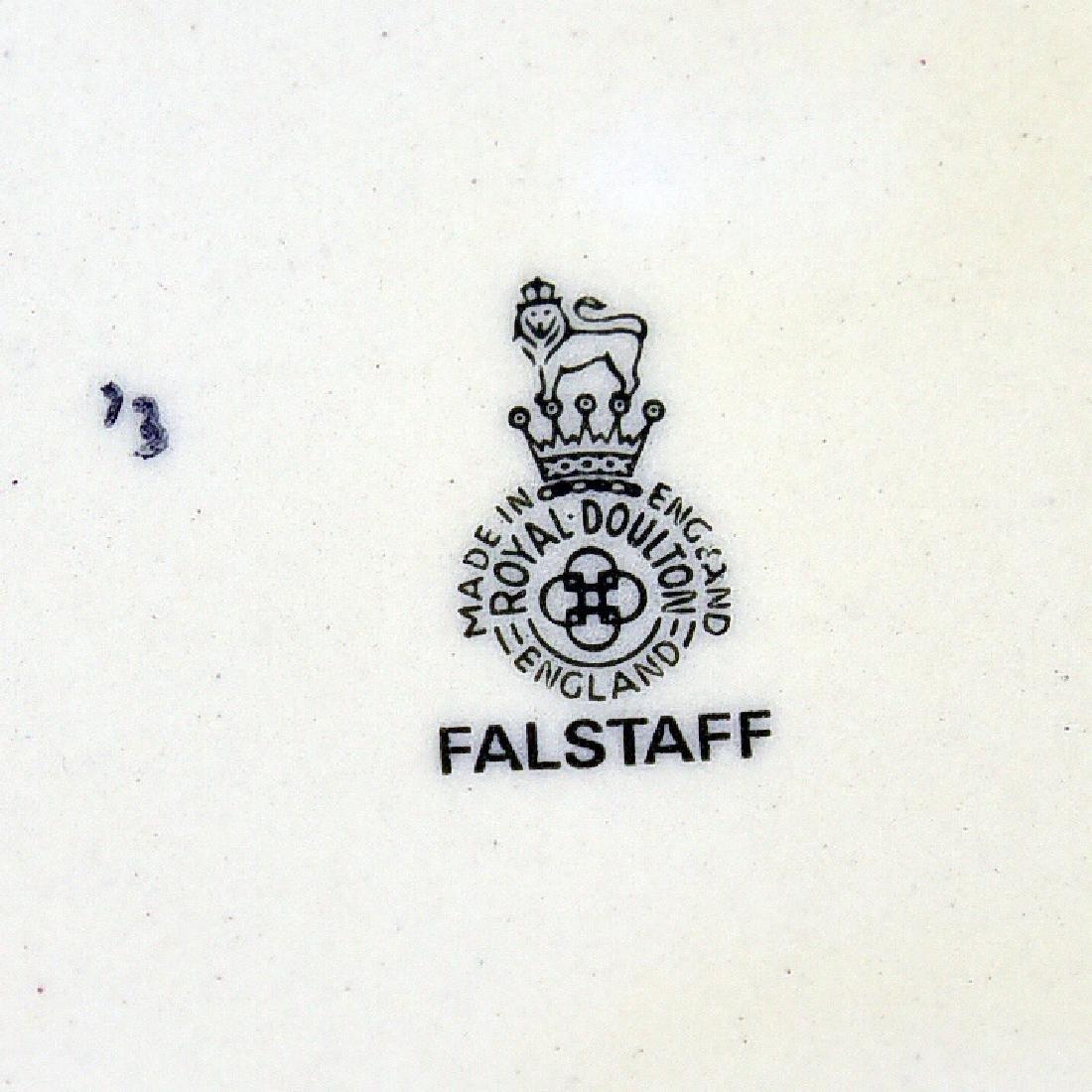 Royal Doulton Rip Van Winkle, Falstaff Toby Mugs - 7