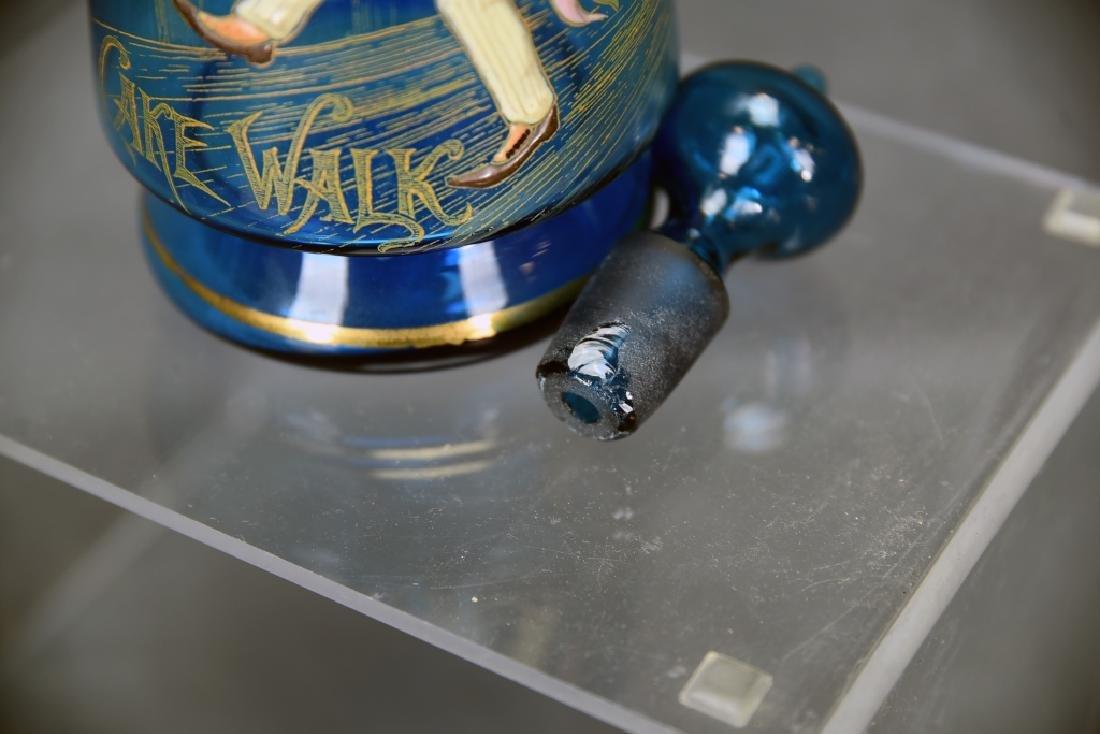 Black Memorabilia Decanter Cakewalk Minstrel - 3