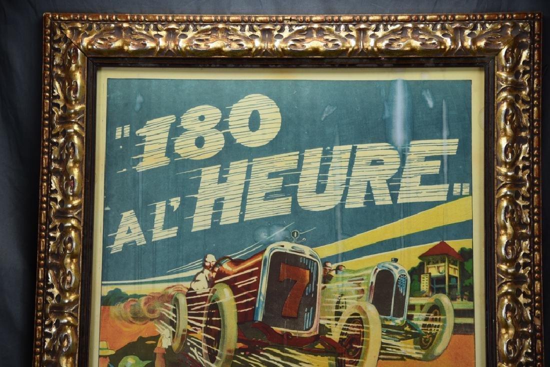 180 Al Heure Billy Sullivan Movie Poster - 2