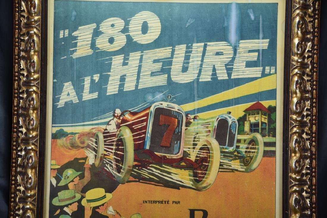 180 Al Heure Billy Sullivan Movie Poster - 3