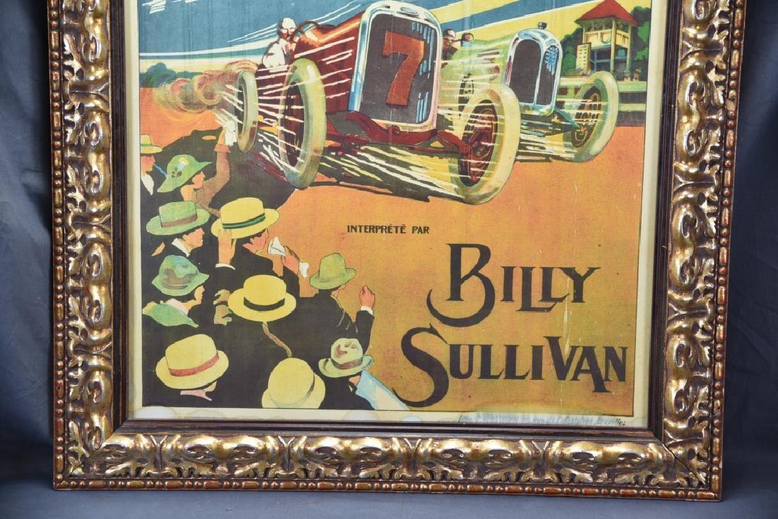 180 Al Heure Billy Sullivan Movie Poster - 5
