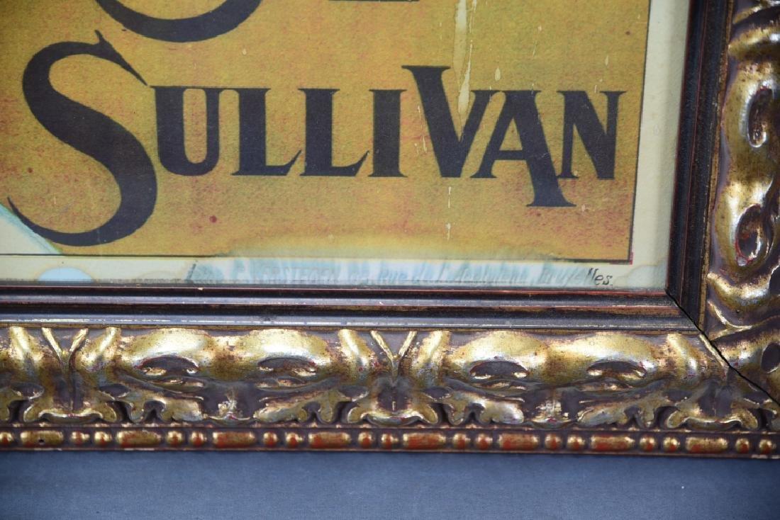 180 Al Heure Billy Sullivan Movie Poster - 6