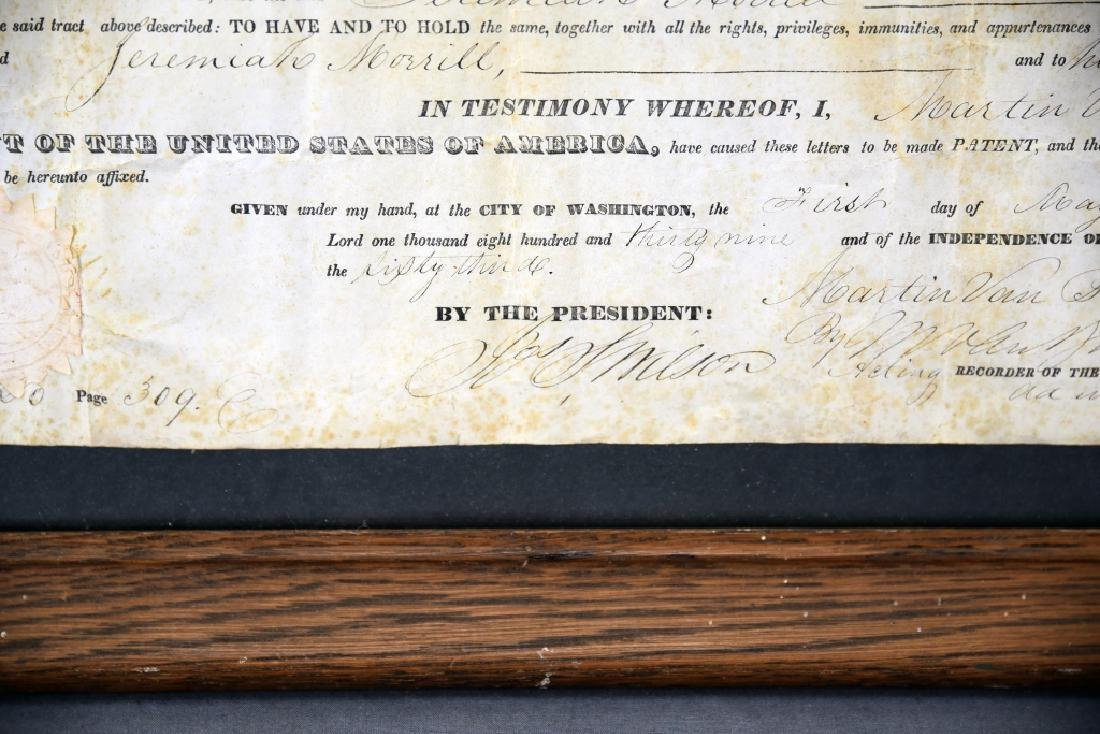 1839 Land Grant Orleans County Vermont - 3