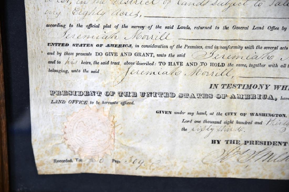1839 Land Grant Orleans County Vermont - 7