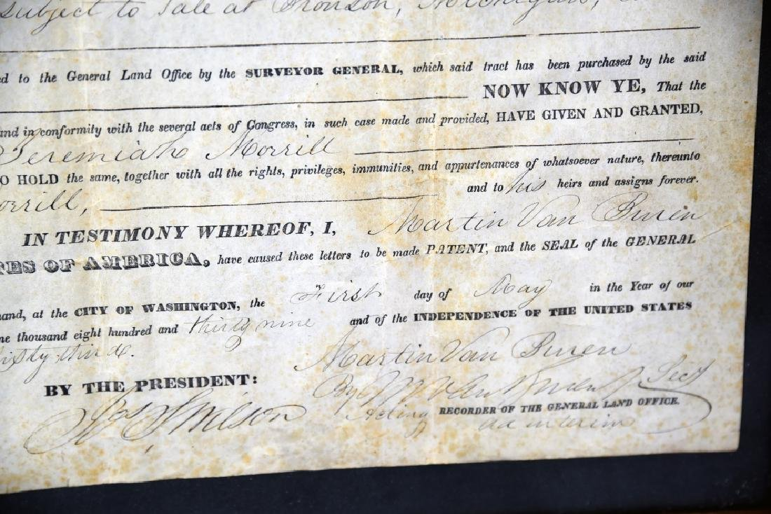 1839 Land Grant Orleans County Vermont - 8