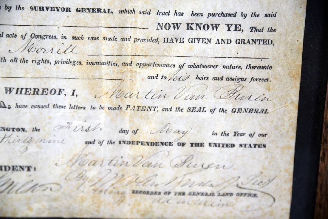 1839 Land Grant Orleans County Vermont - 9