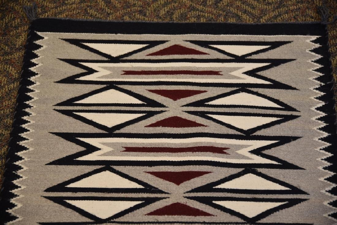 Navajo 4 Color Geometric Rug, Clara Tueher - 2
