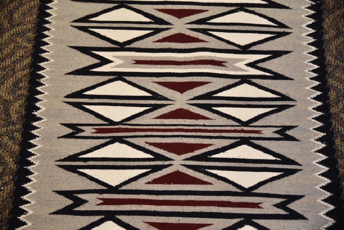 Navajo 4 Color Geometric Rug, Clara Tueher - 3