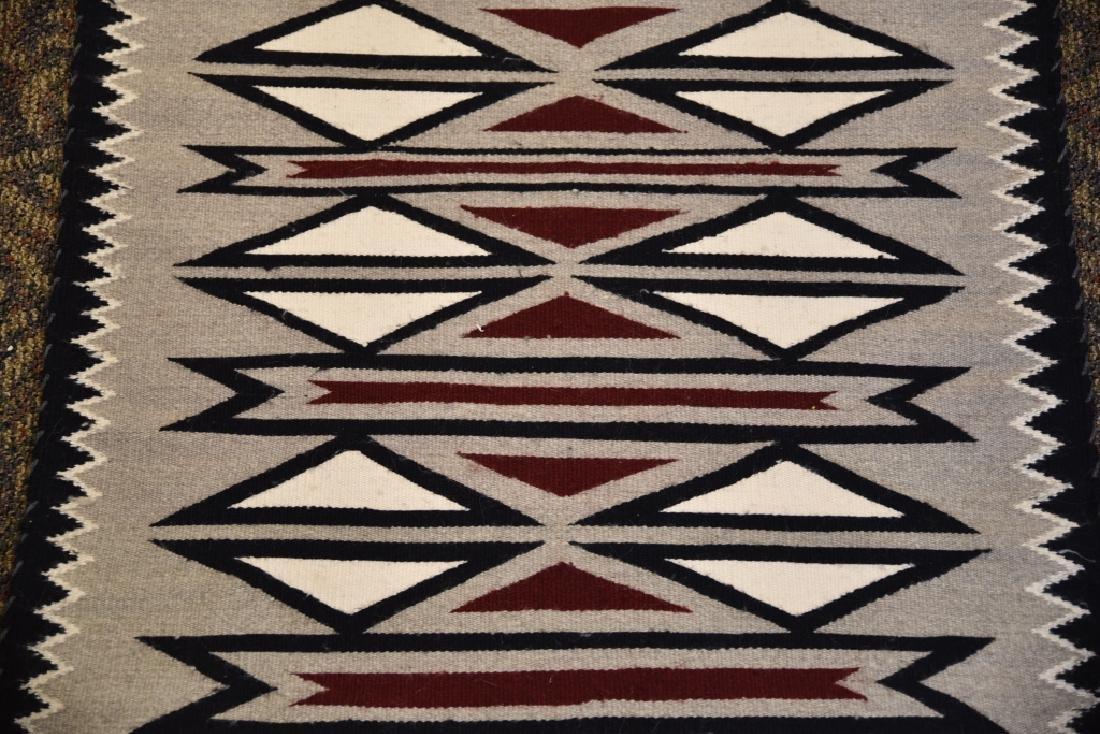 Navajo 4 Color Geometric Rug, Clara Tueher - 4