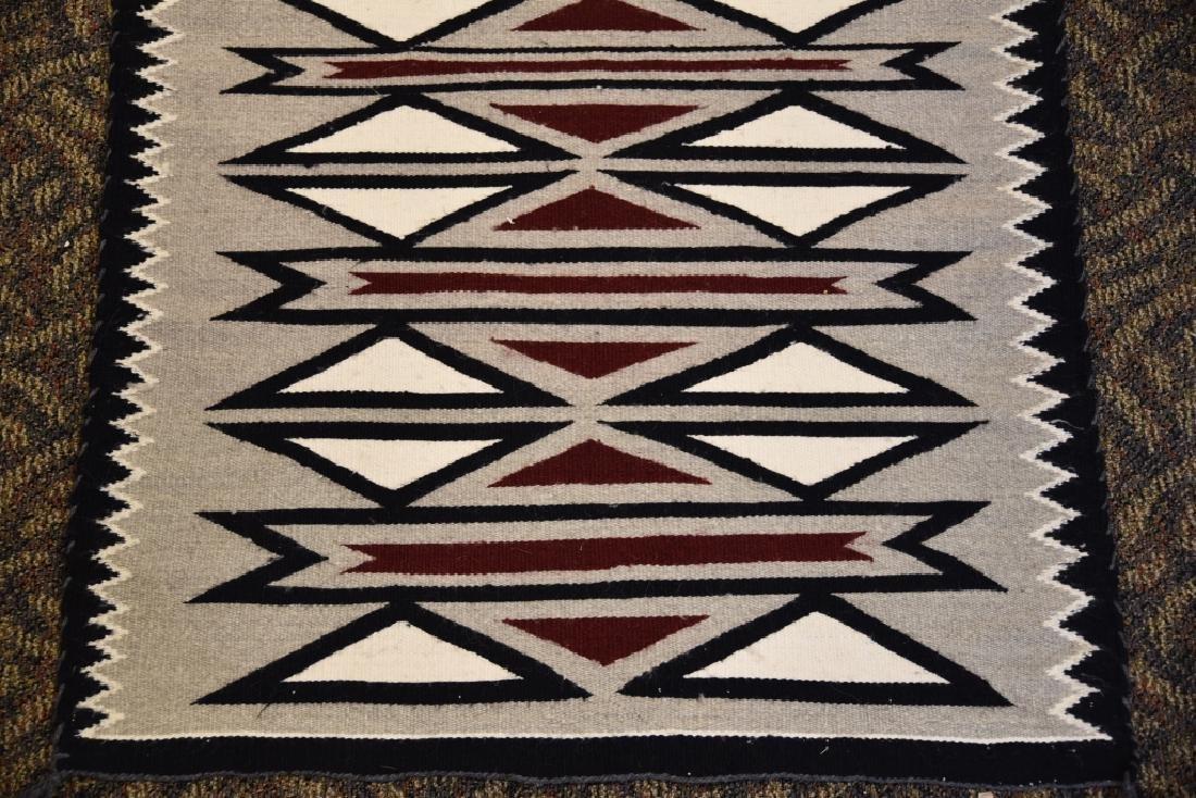 Navajo 4 Color Geometric Rug, Clara Tueher - 5