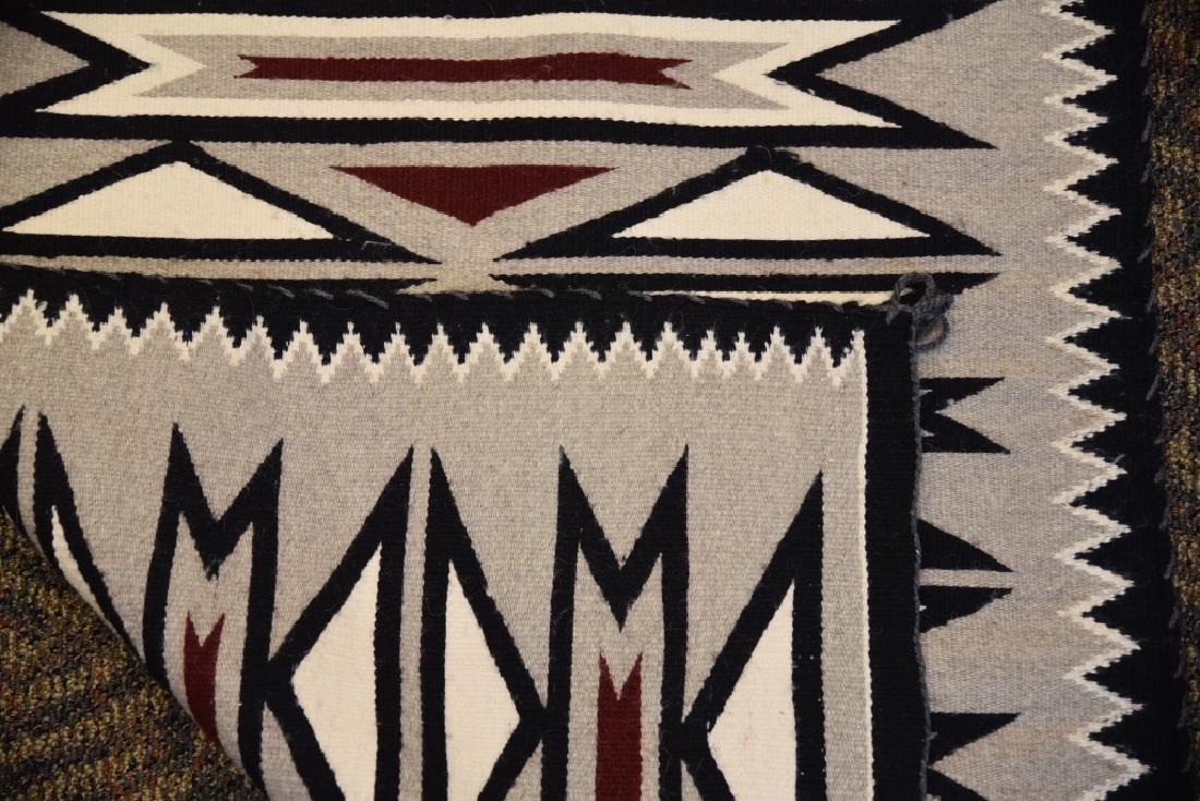 Navajo 4 Color Geometric Rug, Clara Tueher - 7