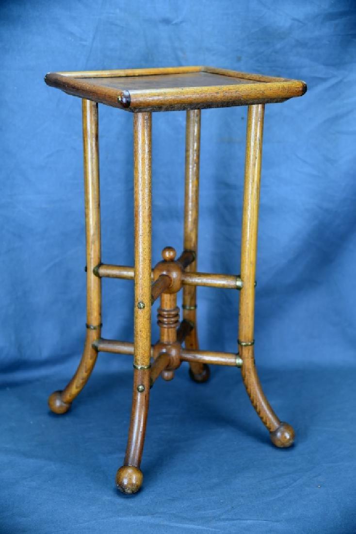 Small Oak Stick and Ball Stand