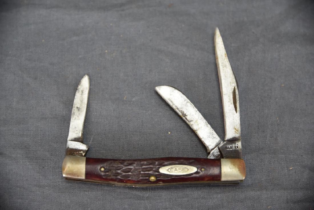 4 Pocket Knives Boy Scout, Girl Scout, 2 Case - 7