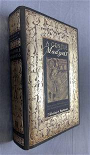 A Gentle Madness - Basbanes Signed 1st Edition