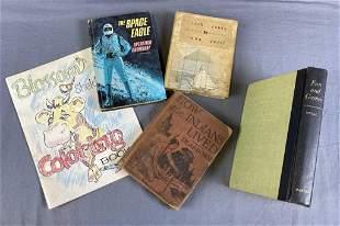 5 Children's Books of Various Vintages