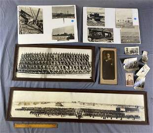 Collection of Vintage Military Photos