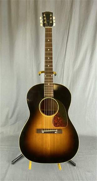 Gibson 9133-22 Acoustic Guitar C. 1950s