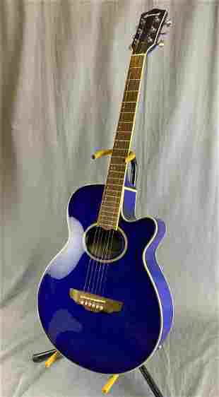Brownsville Acoustic/Electric Cutaway Guitar