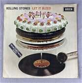"""Rolling Stones """"Let It Bleed"""" Vinyl Album"""