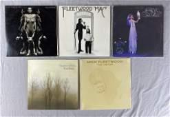 4 Fleetwood Mac Vinyl Albums Stevie Nicks