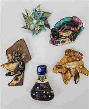 Reconstructed Resin Natural Stones Metal